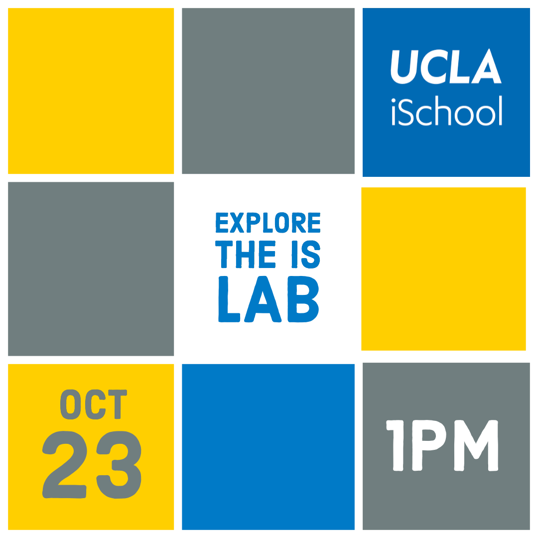 Explore the IS Lab