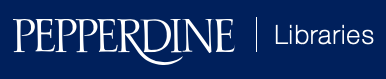 Pepperdine University Libraries
