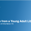 Advice from a Young Adult Librarian: An IS Lab Chat with Emily Meehan